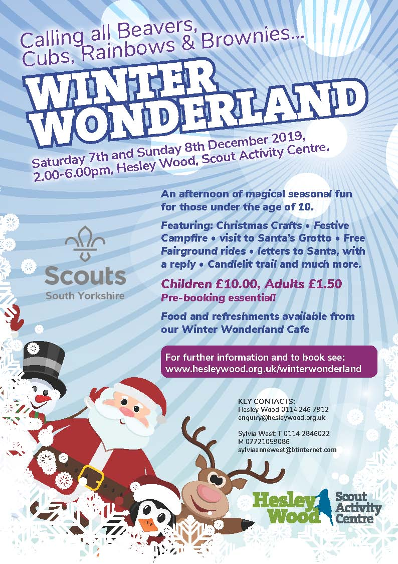 WinterWonderland Flyer 2019